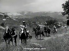 Sex Meeting of Indians and Cowboys