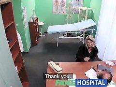 fakehospital pacientul este gravidă cu medicii sperma
