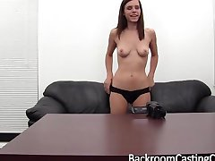 First Time Anal Casting