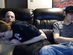 big cumshows webcam facial 3 some