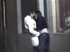 Voyeur video - public sex