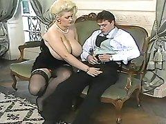 Gorgeous Gaynor German Titten