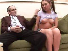Schoolgirl And Her Teacher