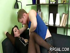 See exciting anal fucking