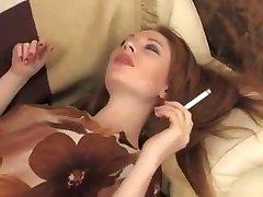Palenie rude anal pierdolę