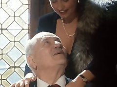 Nadaje się dziadek dostaje sex Oralny