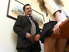 Šéf a jeho Sekretářka
