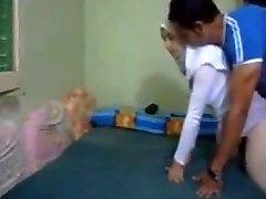 Hijab cuckold arab Wife ass-fuck kapali arkadan