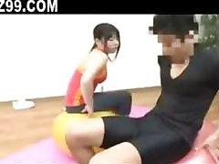 OL seduced fucked by gym coach 02