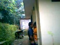 Kerala Colg Lovers Outdoor Joy 7 Mins wid Audio