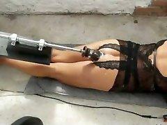using penetrate machine