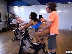 Latina Workout Backside
