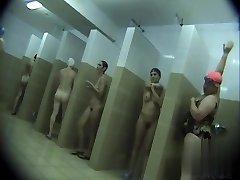 Hidden cameras in public pool showers 468