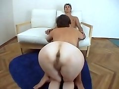 Gigantic ass Mature fucking