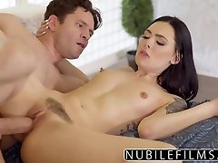 Babysitter Marley Brinx Hot Ravage After Wife Leaves