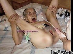 ILoveGrannY Nude Mature Pictures Compilation