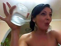 Webcam Girl Masturbate And Squirt
