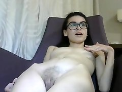Little 18 yr Italian Cam Girl Masturbates-1