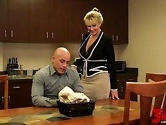 Ryan Conner busty МИЛФ biuro seks