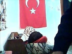 Turkish Boy & Russian Lady