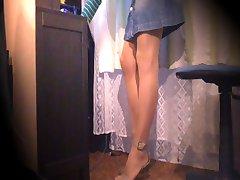 Webcam prišlo v nogavice