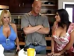 Ava Lauren Threesome