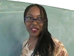 Big Black Booty Teacher Mrs.Townsend