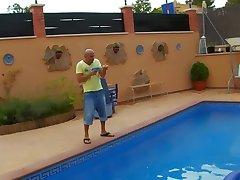 Impreza przy basenie, trójka - Studio Kemaco
