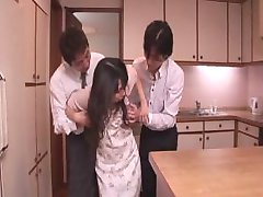 Chihiro Kitagawa Obsługuje Wiele Papryki Bez Kurwa