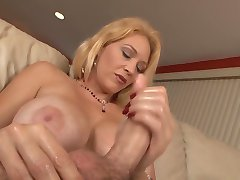 Stepmother's Chastity Son