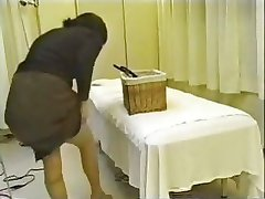 Asian hidden cam massage part3