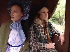 Daleko na Zapadu lesbian u prijevozu