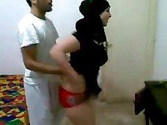 Dwa Arabskich Gotowy Kurwa Dziwka