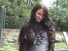 Eroberlin je Marija iz Rusije u seksi Animalpark