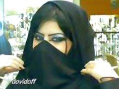 Müslüman başörtüsü anal seks ağız