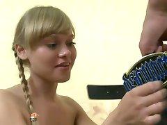 Sexy Hot Russian Teen Girl Willa Hard Fuck