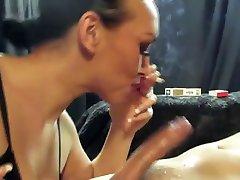 Palenie Gorąca Sex Oralny