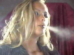 Smēķēšana Fetišs 137