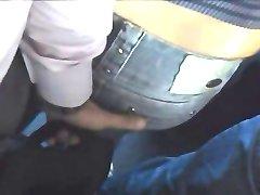 Sastādīšana amatieru touch encoxada chikan agarron 10