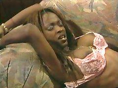 Midori - ebony karaliene anālais