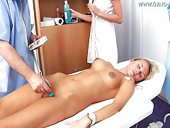 Teen Laura Gyno Exam