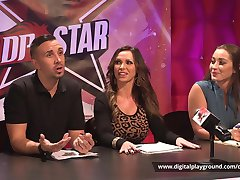 DP-Stjerners Episode 3 - Topp 30 – Hollywood Auditions Dag 3