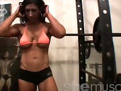Muskel-Fitness-Naked Workout
