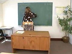 Μεγάλο Μαύρο Λεία Δασκάλα Κα Κορίτσι Καραμέλα
