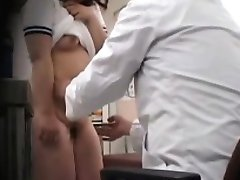 Schoolgirl misused by Doctor