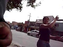 Mostrando verge EN la Calle 2