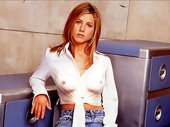 Jenifer Aniston - Bīdes Elegance