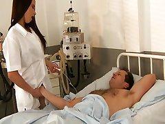 Hot nurse Alesya