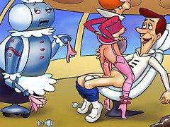 Cartoon Werkelijkheid Compilatie #1