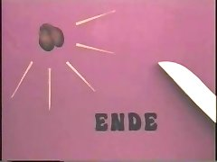 Vintage: niemiecki Tragodie&amp Verlorene Eier Start;#039; 1976